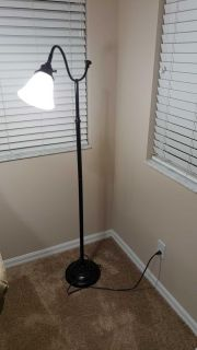 Reading Stand lamp