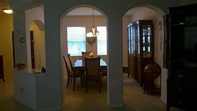 Kings Mill one story 3 bdrm/2 bath/2 car garage home for rent