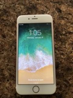 factory Unlocked rose gold iPhone 6s