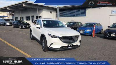 2018 Mazda CX-9 touring (Snowflake White Pearl Mica)