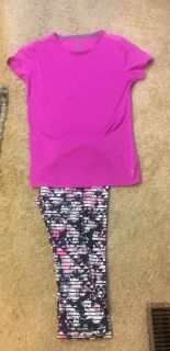 Size small workout outfit