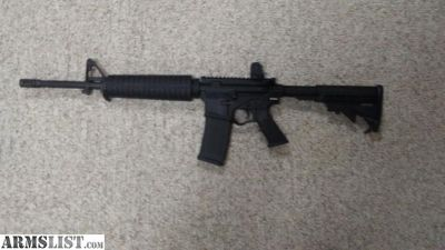 For Sale/Trade: Del-Ton and Omni Hybrid AR15