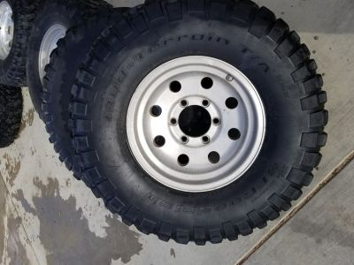 Toyota chevy tires wheels