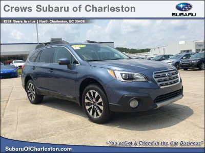 2017 Subaru Outback 2.5i Limited (Twilight Blue Metallic)