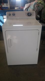 G.E.ELECTRIC DRYER,