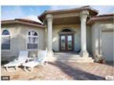 OFF Market - Cape Coral Gulf Direct Access Home