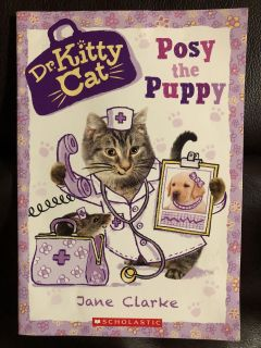 Dr. kitty Cat Posy The Puppy By Jane Clarke