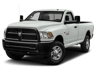 2018 RAM 3500 Tradesman (Bright White Clearcoat)