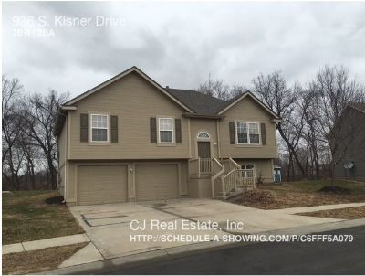Single-family home Rental - 936 S. Kisner Drive