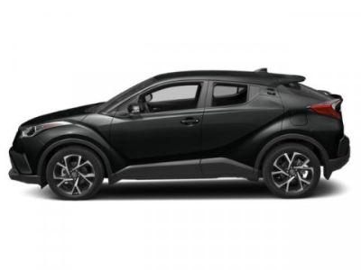 2019 Toyota C-HR LE (Black Sand Pearl)