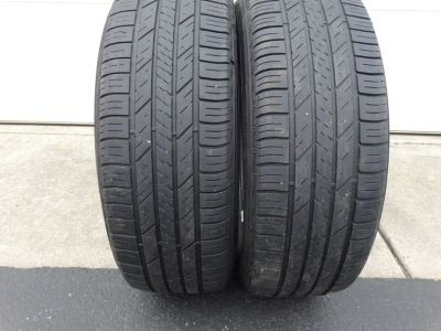 2 - Used 215/60R16 Goodyear Asssurance Tires 95 H Rated