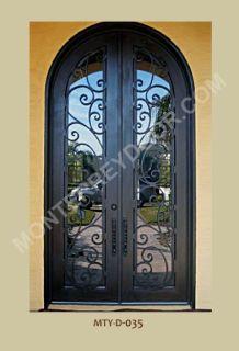 Puertas de Hierro forjado y mas