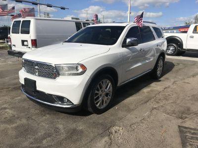 2014 Dodge Durango Citadel (Beige)