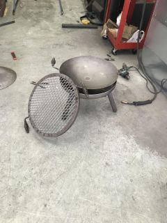 Grill for sale will be painted