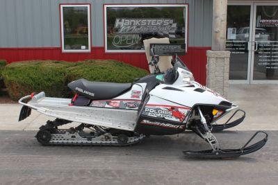 2010 Polaris 600 Dragon Switchback Snowmobile -Trail Janesville, WI
