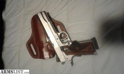 For Trade: Ruger Sr1911 crimson trace