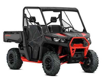 2018 Can-Am Defender XT-P HD10 Side x Side Utility Vehicles Hillman, MI