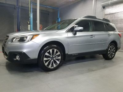 2016 Subaru Outback 2.5 Limited (Silver)