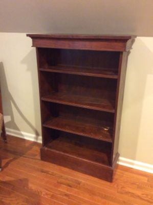 Vintage Wood bookcase