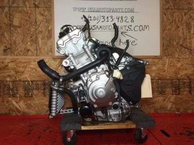 Find 2015 YAMAHA YZF R1 Complete Motor Engine with Oil Radiator OEM motorcycle in Redmond, Washington, United States, for US $4,500.00