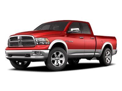 2009 Dodge RSX SLT (Red)