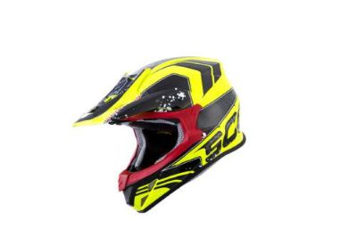 Sell Scorpion VX-R70 Quartz MX/Offroad Helmet Neon Yellow motorcycle in Holland, Michigan, US, for US $269.95