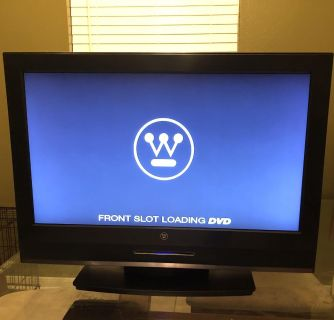"""Westinghouse - 26"""" 720p Widescreen Flat-Panel LCD HDTV/DVD Combo"""