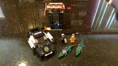 Lego #70802 Lego Movie Bad Cop's Pursuit