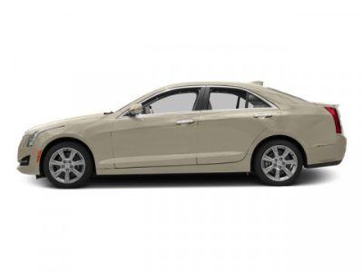 2015 Cadillac ATS 2.0T (Silver Coast Metallic)