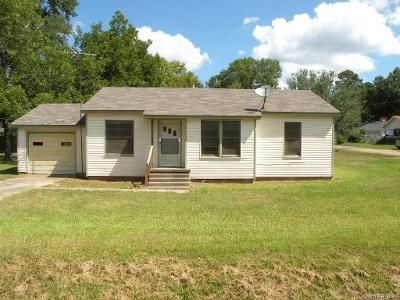3 Bed 1 Bath Foreclosure Property in Cotton Valley, LA 71018 - Jackson Street