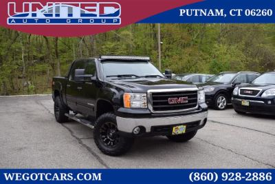 2008 GMC Sierra 1500 Work Truck (Onyx Black)