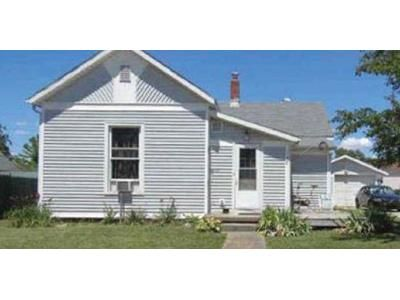 3 Bed 1 Bath Foreclosure Property in Jamestown, IN 46147 - W Jefferson St