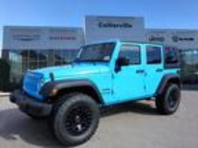 2018 Jeep Wrangler Unlimited, 19 miles