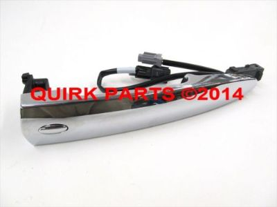 Purchase 2009-2014 Nissan Murano | Outer Left Front Door Handle & Lock OEM NEW Genuine motorcycle in Braintree, Massachusetts, United States, for US $140.00
