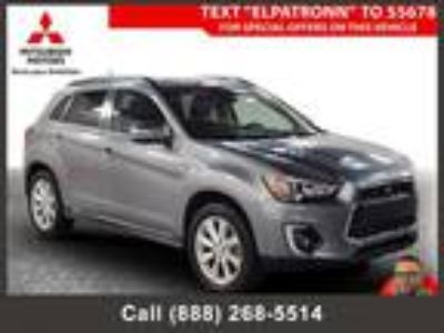 $14445.00 2015 MITSUBISHI Outlander Sport with 31410 miles!