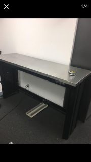 Craftsman Stainless Steel Table
