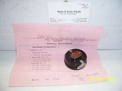 Sell NOS CHOKE THERMOSTAT #E37E 9848AA FITS 83-86 AEROSTAR,BRONCOII,RANGER V-6 2.8 motorcycle in Livonia, Michigan, United States, for US $25.00
