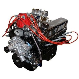 Buy FORD 302 - 5.0 / 360 HORSE HYD ROLLER CAM CRATE ENGINE / PRO-BUILT / NEW 331 SBF motorcycle in Wittmann, Arizona, United States, for US $5,090.00