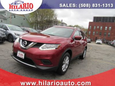 2016 Nissan Rogue AWD 4dr SV (Cayenne Red)