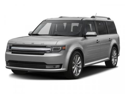 2016 Ford Flex SEL (Gray)