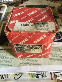 Mahle main bearings