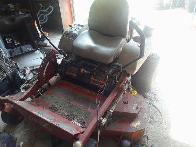 Xmark 0 turn lawn mower
