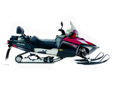 2008 Polaris 600 IQ Touring Trail/Touring Snowmobiles Union Grove, WI