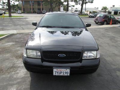 2008 Ford Crown Victoria Police Interceptor (Black)
