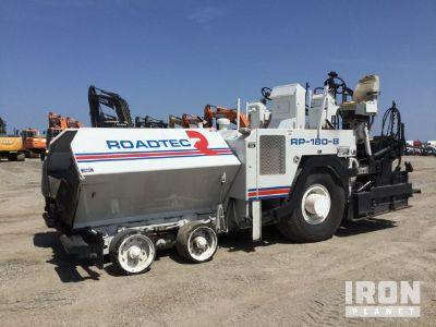 Roadtec RP-180-8 Asphalt Paver