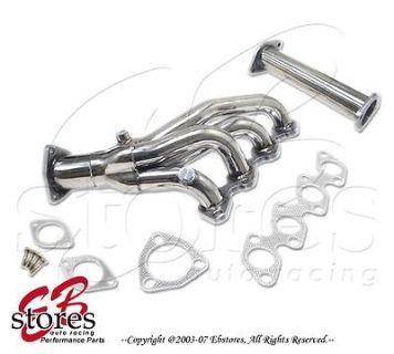 Buy Header Resonator(CAT) Nissan 240SX S14 95 96 97 98 KA24 motorcycle in Walnut, California, US, for US $229.95