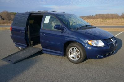 2004 Dodge Grand Caravan 4dr Grand SXT