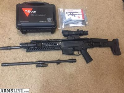 For Sale: Bushaster ACR with ACOG and more