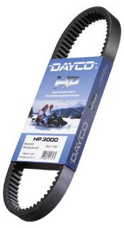 Purchase DAYCO ATV DRIVE BELT HP2032 motorcycle in Ellington, Connecticut, US, for US $46.95
