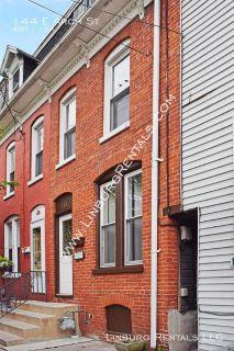 Single-family home Rental - 144 E Arch St